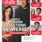 TV Guide Back Issue May 28 - June3 2007 CSI House Grey's Anatomy Lost