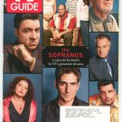 TV Guide Back Issue June 11-17 2007 The Sopranos