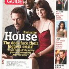 TV Guide Back Issue October 30- November 5 2006 House CSI NY Lost Gilmore Girls
