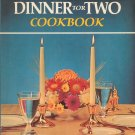 Vintage Betty Crocker's New Dinner For Two Cook Book Cookbook Vintage 1964 1971