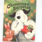 Waldo's Christmas Surprise By Hans Wilhelm Children's Book First Edition 0394895681