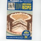 Pillsbury's 5th Grand National 100 Prize Winning Recipes Cookbook Vintage 1954