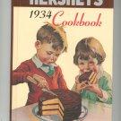 Hershey's 1934 Cookbook Hard Cover 088705627x