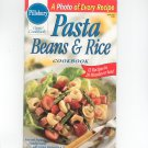 Pillsbury Pasta Beans & Rice Cookbook April 1997 Classic Cookbooks #194