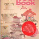 Cake & Food Decorating Yearbook By Wilton Vintage 1973 Month By Month Calendar
