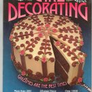 Wilton Yearbook 1980 Cake Decorating Caketimes Are The Best Times