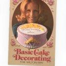 Basic Cake Decorating The Wilton Way Vintage Item