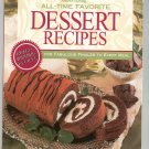 Southern Living All Time Favorite Dessert Recipes Cookbook First Printing 0848722280