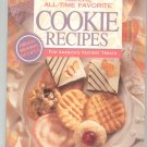 Southern Living All Time Favorite Cookie Recipes Cookbook First Printing  0848722221