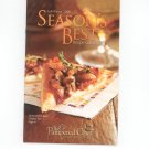 The Pampered Chef Season's Best Recipe Collection Fall Winter 2006
