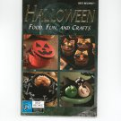 Halloween Food Fun Crafts Cookbook Best Recipes 2006