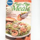 Pillsbury Fuss Free Meals Cookbook Classic #257 2002