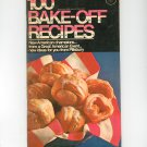 Pillsbury 100 Bake Off Recipes 20th Annual Vintage 1969