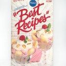 Pillsbury Best Recipes Cookbook Classic #30 1983