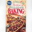 Pillsbury Festive Holiday Baking Cookbook Classic #213 1998