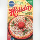 Pillsbury Holiday Appetizers & Desserts Cookbook Classic #214 1998