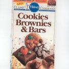 Pillsbury Cookies Brownies & Bars Cookbook Classic #127  1991