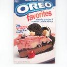 Oreo Favorites Cookbook 2002