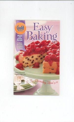 Gold Medal Easy Baking Cookbook Number 40 2003