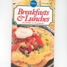 Pillsbury Breakfasts & Lunches Cookbook Classics #55  1985