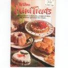 Wilton Mini Treats Cookbook