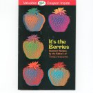 It's The Berries Cookbook / Pamphlet Summer Recipes By Yankee Magazine