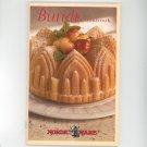 Bundt Cookbook By Nordic Ware 2004