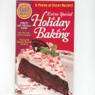 Gold Medal Extra Special Holiday Baking Cookbook Number 20 1998