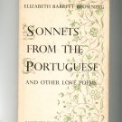 Sonnets From The Portuguese & Other Love Poems By Elizabeth Browning Vintage First Edition ?