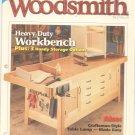 Woodsmith Magazine Back Issue Volume 23 Number 133 February 2001 Work Bench