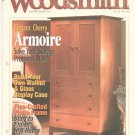 Woodsmith Magazine Back Issue Volume 24 Number 143 October 2002 Armoire