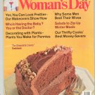 Woman's Day Magazine March 1976 Back Issue Vintage