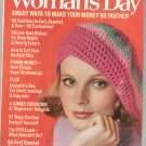 Woman's Day Magazine October 1973 Back Issue Vintage