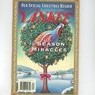 Yankee Magazine December 1996 Back Issue