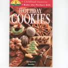 Land O Lakes Holiday Cookies Childhood Favorites Cookbook  1997