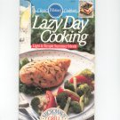 Pillsbury Lazy Day Cooking Cookbook Classic #90 1988