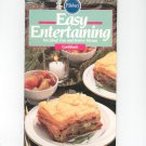 Pillsbury Easy Entertaining Cookbook Classic #71 1986
