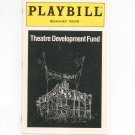 Theatre Development Fund Prince Of Broadway Playbill Broadhurst Theatre May 1994 With Inserts
