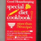 Good Housekkeping Special Diet Cookbook Over 750 Recipes