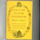 Country Flavor Cookbook By Haydn Pearson