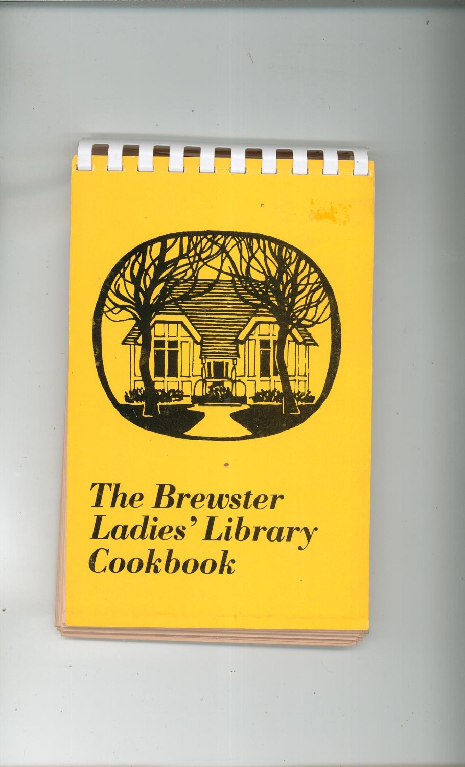 The Brewster Ladies Library Cookbook Regional Massachusetts