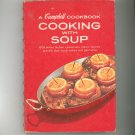 A Campbell Cookbook Cooking With Soup Vintage
