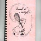 Cook's Delight Cookbook Regional Syracuse Eta Chapter Beta Sigma Phi New York Vintage