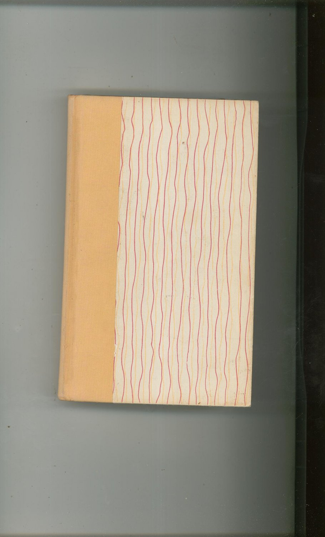 Blueberry Hill Menu Cookbook Vintage Hard Cover 1963 Masterton