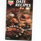 Date Recipes Cookbook Amport Foods Volume One