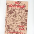 More Mom's Cookin Country Recipes Cookbook By Les Blair 1986