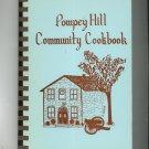 Pompey Hill Community Cookbook Regional Fire Department New York