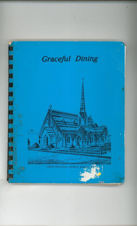 Graceful Dining Cookbook Regional Episcopal Church New York