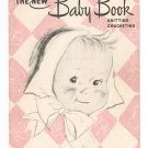 The New Baby Book Knitting & Crocheting Vintage Star Book Number 53 1947