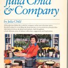 Julia Child And Company Cookbook First Edition 0394735323